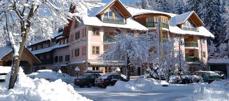 Loeffele Hotel Winter