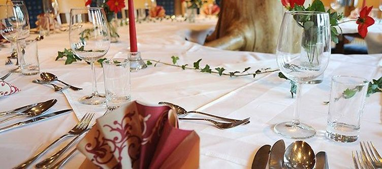 Loeffele Restaurant Gedeck