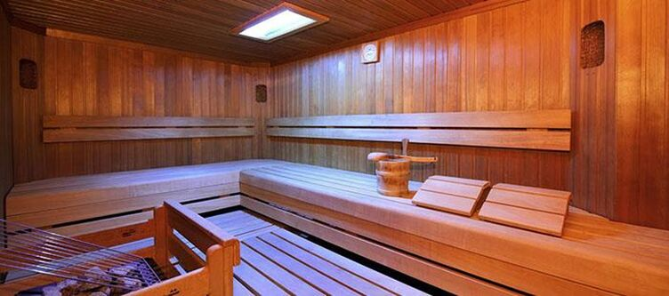 Loftstyle Wellness Sauna