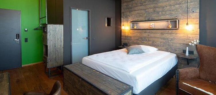 Loftstyle Zimmer Business