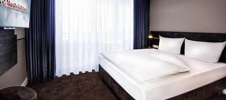 Loftstyle Zimmer Standard