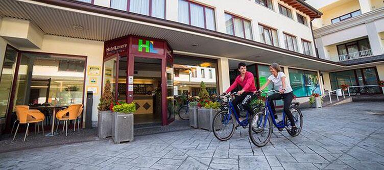 Lovere Hotel Bikes