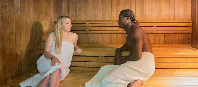 Lovere Wellness Sauna