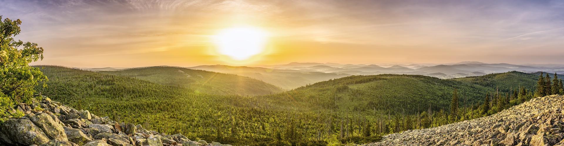 Lusen im Bayerischen Wald