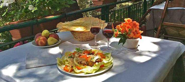 Maccione Restaurant Terrasse