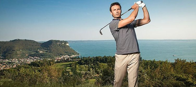 Madrigale Aktivitaet Golf Abschlag
