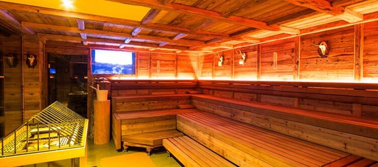 Magdalenahof Wellness Sauna