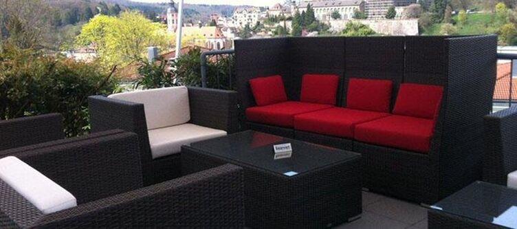 Magnetberg Terrasse Lounge