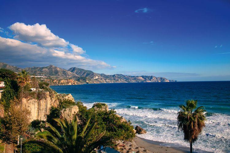 Malaga Costa Del Sol Spanien Romet6 Fotolia X