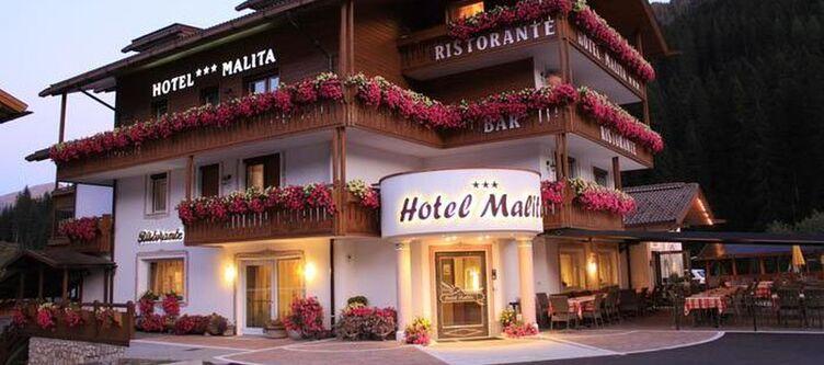 Malita Hotel Abend