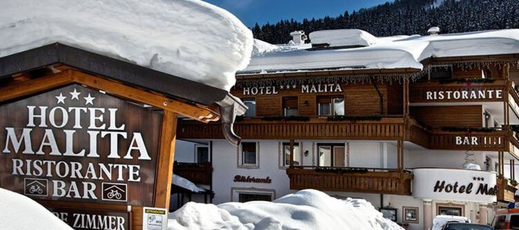 Malita Hotel Winter