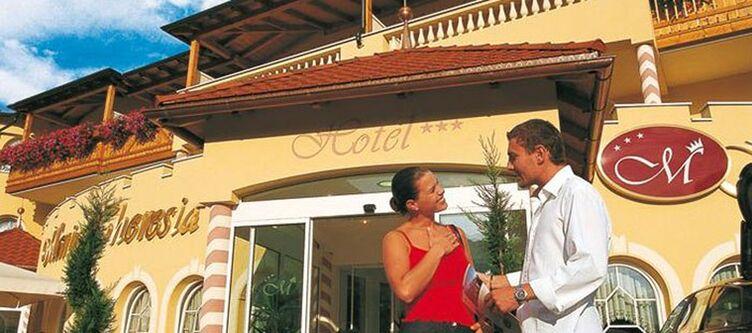 Maria Theresia Hotel Paar