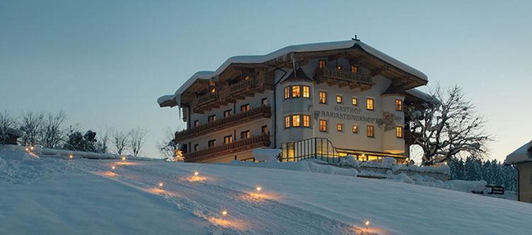 Mariasteinerhof Hotel Winter