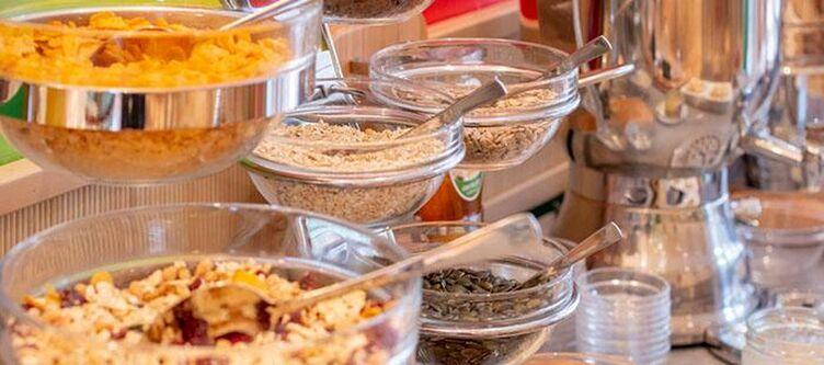 Markgraf Fruehstuecksbuffet Cerealien
