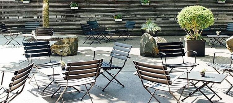 Martinspark Terrasse