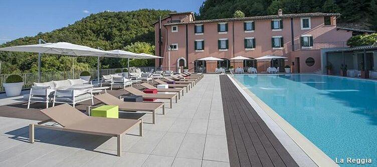 Meraviglia Pool Lareggia