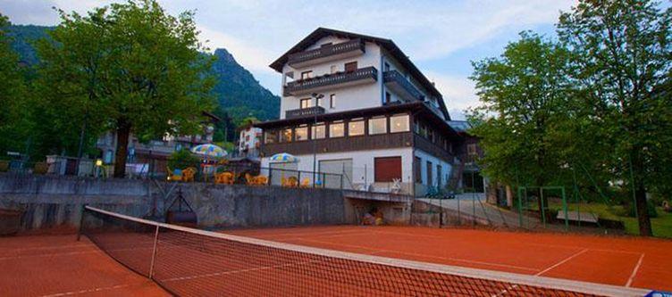 Migliorati Hotel Tennisplatz
