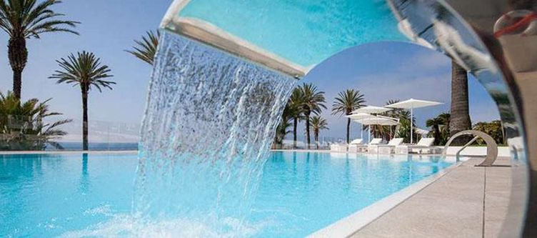Miramare Pool Waterjet