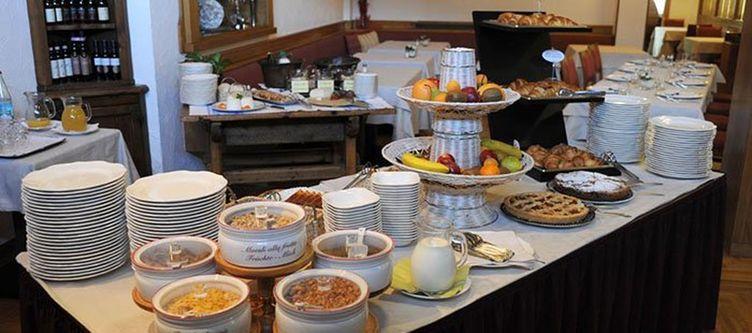 Miramonti Fruehstuecksbuffet