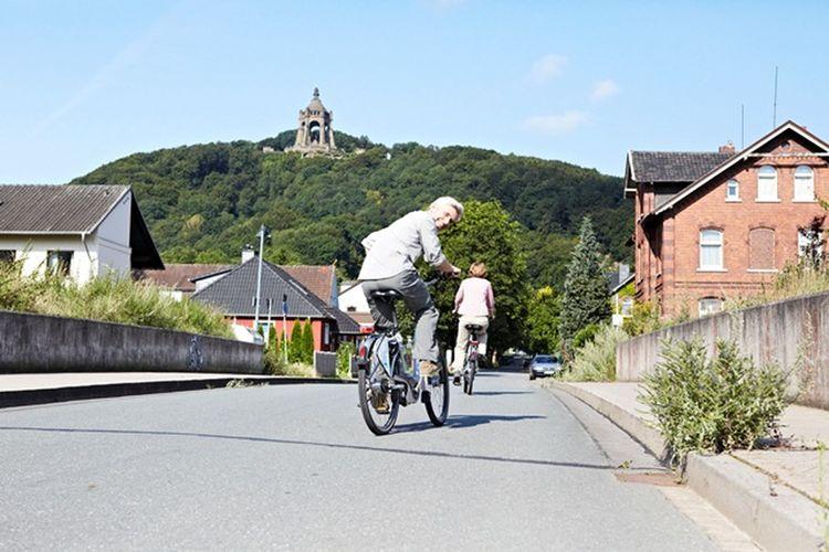 Mit Dem E Bike Zum Kaiser Web