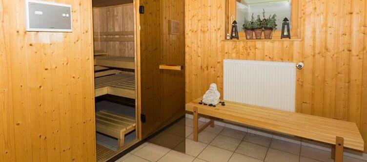 Mittermaier Wellness Sauna