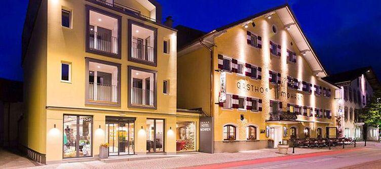 Mohren Hotel Abend