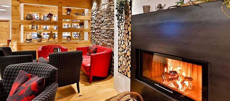 Mohren Lounge Kamin