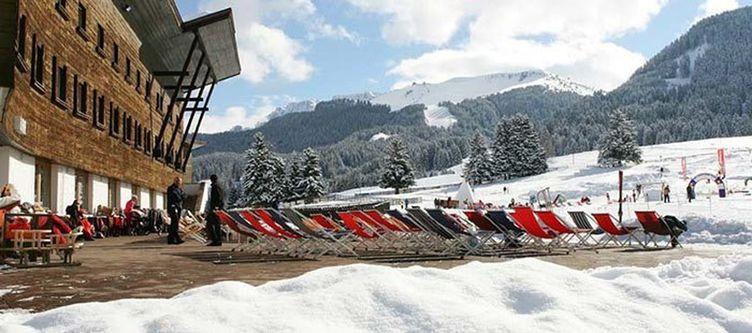 Montepana Terrasse Winter
