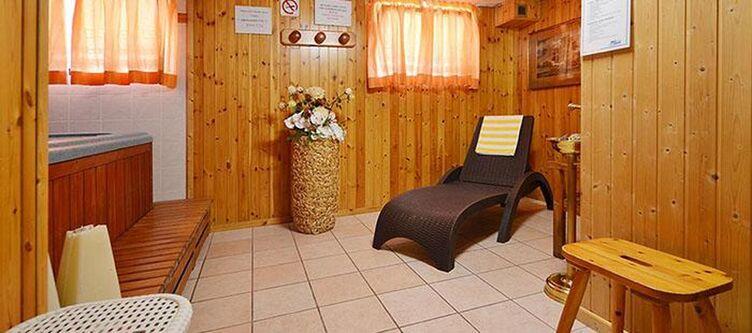 Monza Wellness Ruheraum