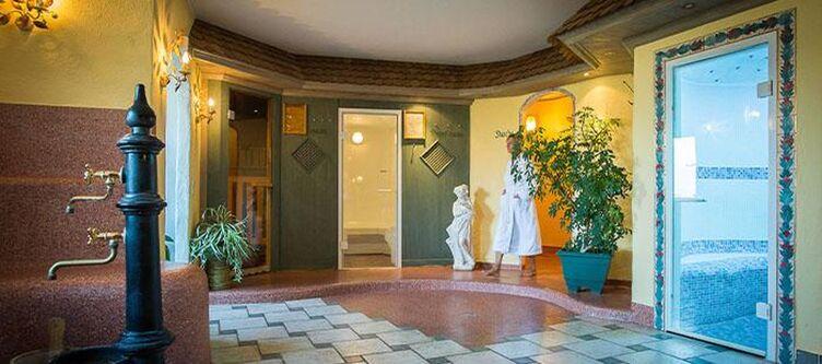 Moorhof Wellness Saunabereich