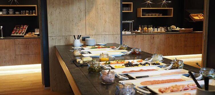 Moserhof Restaurant Buffet