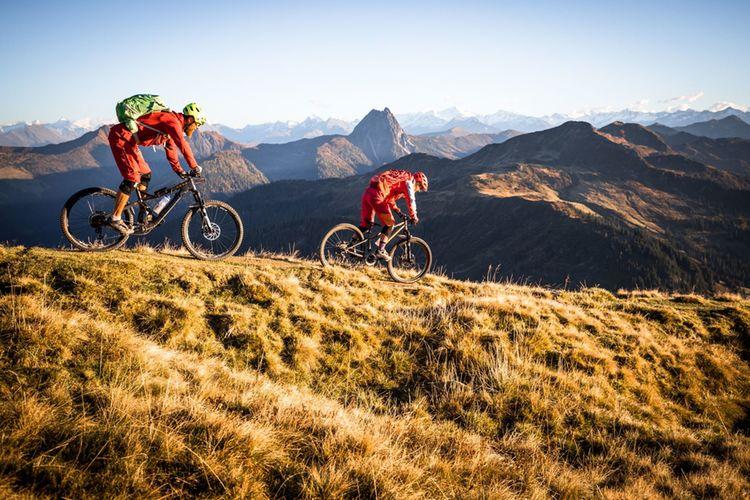 Mountainbiken Mathaeus Gartner 46