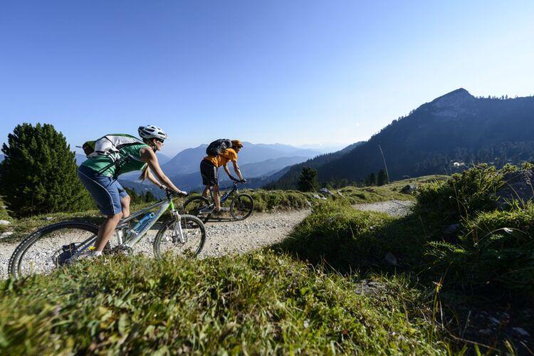 Mountainbiken Zum Schachenhaus