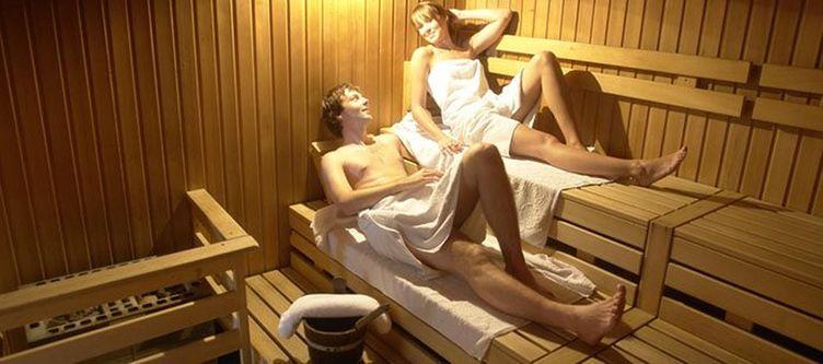 Muehle Wellness Sauna