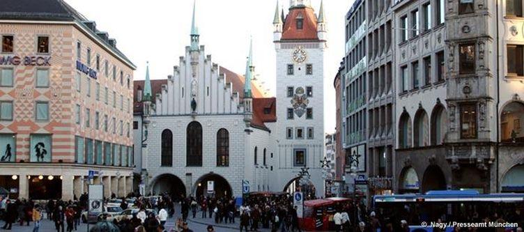 Muenchen Altes Rathaus