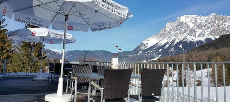 Mytirol Terrasse Winter