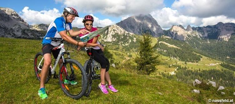 Nasseld Sommer Mountainbike