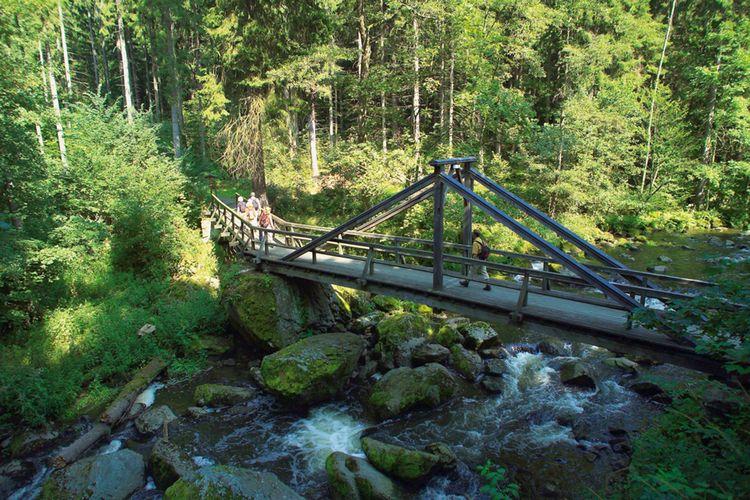 Naturpark Frankenwald Hoellental