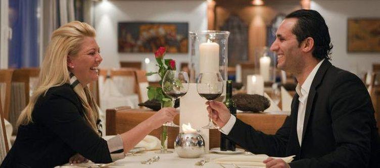 Naudererhof Restaurant Dinner