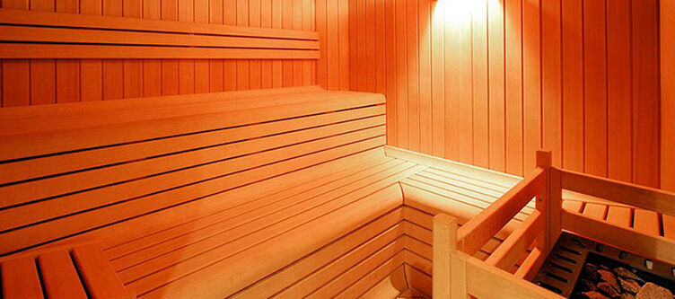Negritella Wellness Sauna