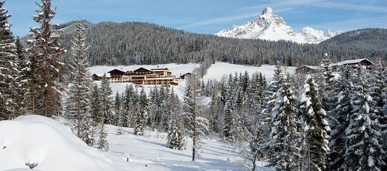 Neubergerhof Hotel Winter2