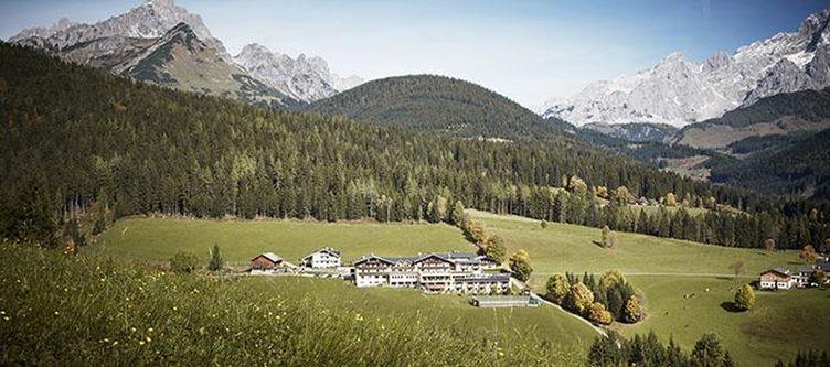 Neubergerhof Hotelpanorama