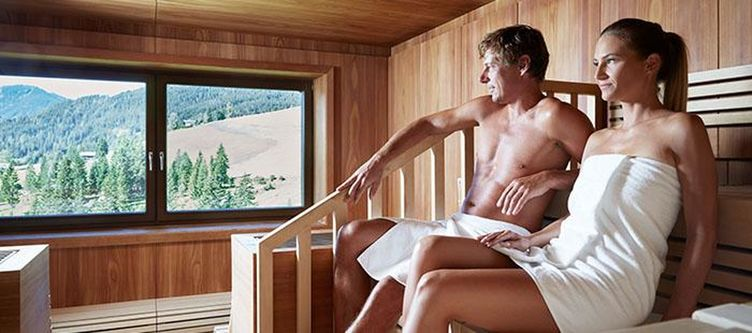 Neubergerhof Wellness Sauna