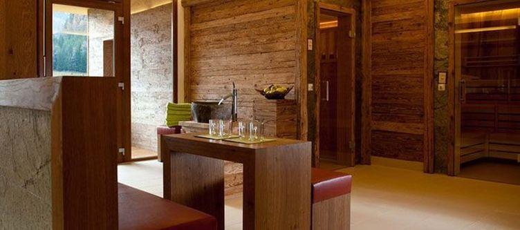 Neubergerhof Wellness Sauna5