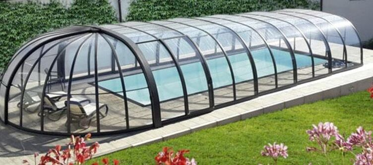 Oberen Wirt Garten Pool