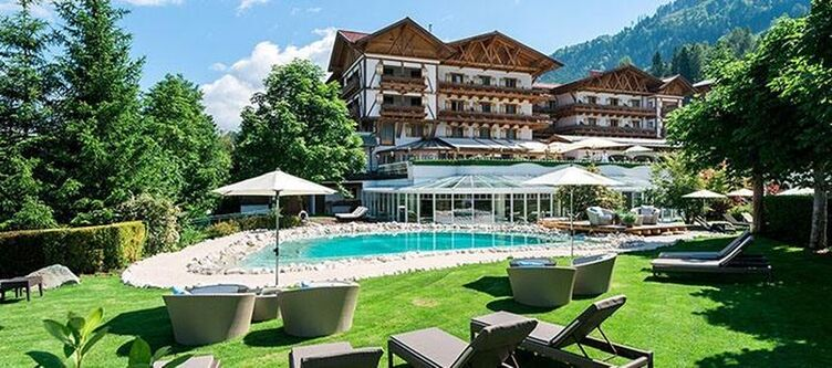 Oberforsthof Hotel Mit Pool