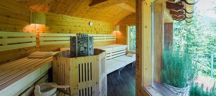 Oberforsthof Wellness Sauna
