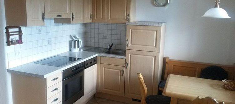 Oberschernthann Appartement4 Kochen