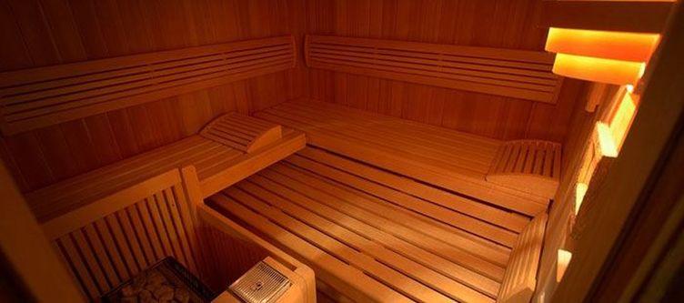 Oberschernthann Wellness Sauna