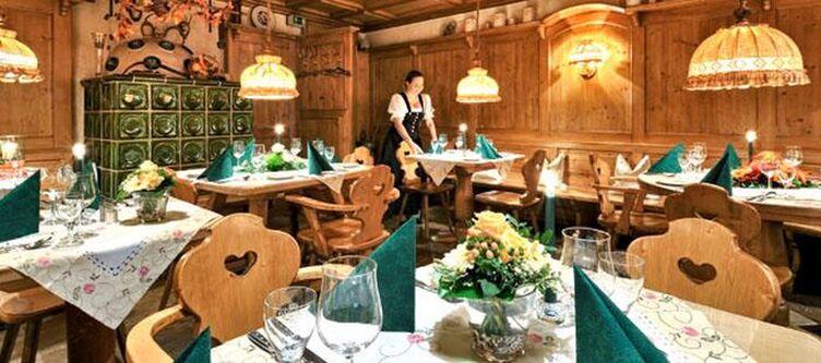 Ochs Restaurant Gedeck